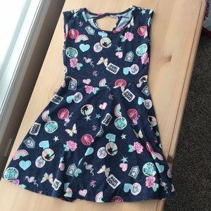 Children's place dress size 7/8. EUC